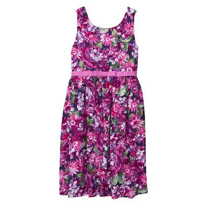 (NWT Gymboree Dressed Up Wildflower Floral Dress Wedding Easter Girls)