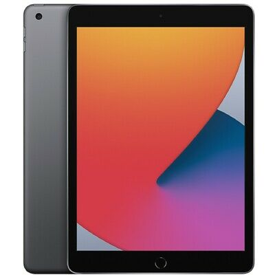 "Apple 10.2"" iPad 2020 Wi-Fi 32GB - [Grey]"