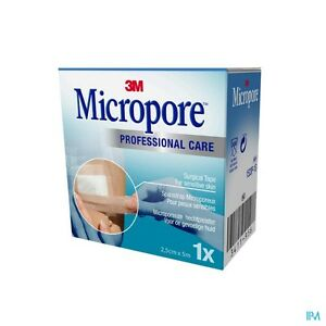MICROPORE-SURGICAL-ADHESIVE-TAPE-1-X-25MM-X-5M