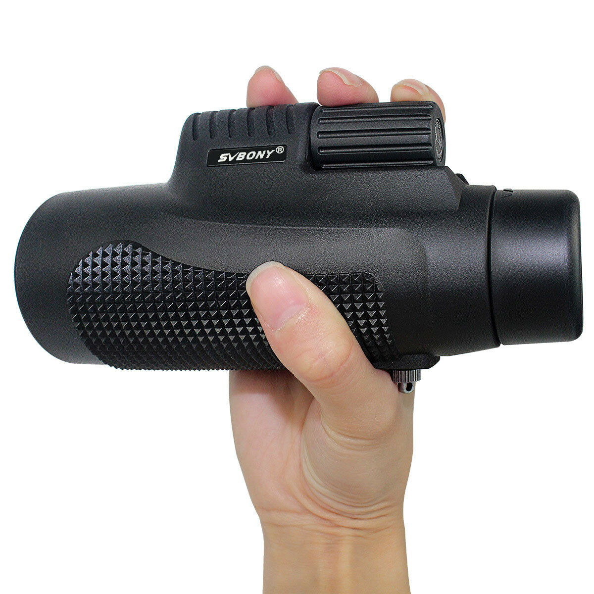 New SVBONY 8x42 BK-7 Water/Fogproof  Monocular Single Hand  for Bird Watching