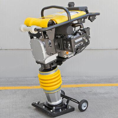 6.5hp Impact Jack Rammer Tamper Jumper Plate Compactor Epa Carb Recoil Starter