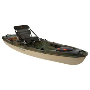 Pelican Sport Catch 120' Fishing Kayak Instock-With Paddle!