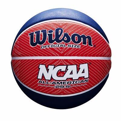 d4ba103cadb BRAND NEW Basketball Wilson RED   NAVY BALL SIZE 29.5 + FREE shipping