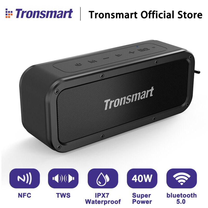 40W Tronsmart Element Force bluetooth Speaker NFC Waterproof Portable  ❤ & ~ !