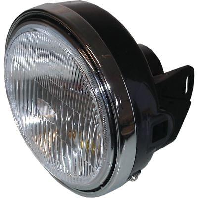 <em>YAMAHA</em> RD350LC COMPLETE HEADLIGHT UNIT RD250 LC RD350 LC  350 250  WIT