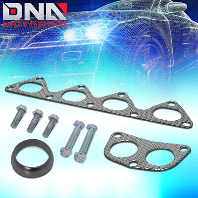 - FOR 1990-2001 ACURA INTEGRA LS/RS/GS 1.8L EXHAUST MANIFOLD HEADER GASKET SET