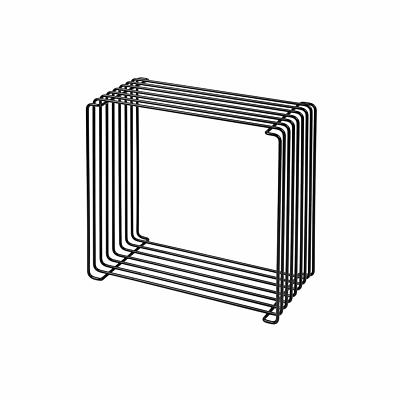 Montana Panton Wire Regal Regalelement 18,8cm schwarz