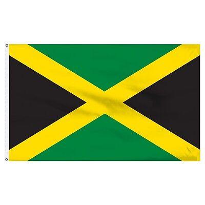 3x5 Jamaica Jamaican Flag 3'x5' House Banner Polyester Gromm