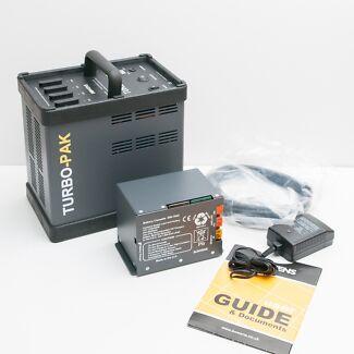 NEW BOWENS TURBOPAK TRAVELPAK Portable Battery 4 Esprit Gemini