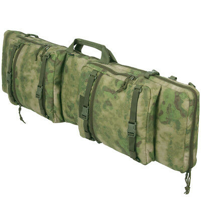 WISPORT TACTICAL PADDED 120+ RIFLE CASE HUNTING BACKPACK GUN BAG A-TACS FG CAMO for sale  United Kingdom