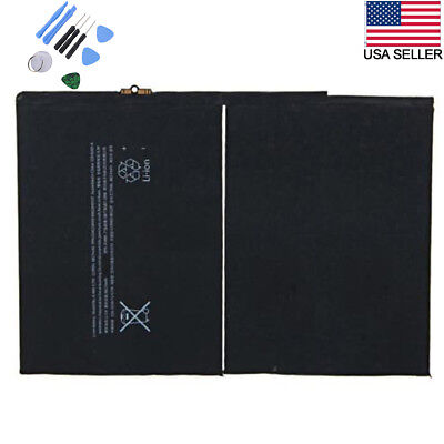 OEM Replacement Battery  8827mAh A1474 1475 A1484 For Apple iPad Air 1 Gen Tools