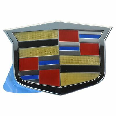 OEM 15263150 Crest Grille Emblem for Cadillac CTS CTS-V STS New
