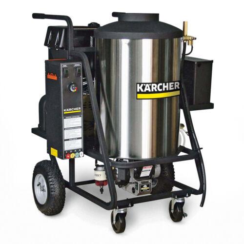 Karcher HPB-353007B 3.5 GPM 3000 PSI Elec Hot Water Pressure Washer 1.109-111.0