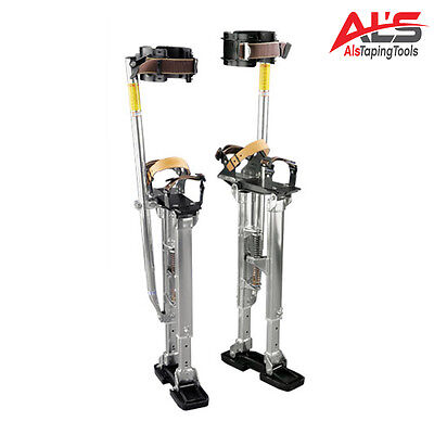 Dura-stilts Dura-iv 14-22 Drywall Painting Stilts Oem New