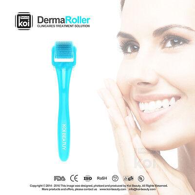 blue 192 roller titanium scar all skin