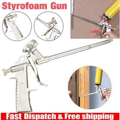 Foam Gun Expanding Spray Applicator Polyurethane Tool Insulating Filling Sealing
