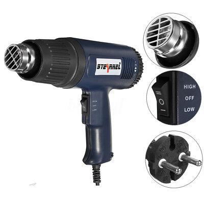 1500w 600 Electric Handheld Heat Gun Hot Air Heating Paint Striping