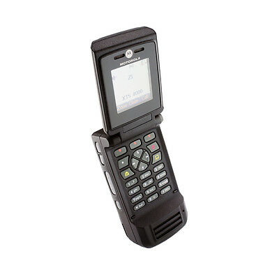 Motorola Xts4000 Uhf P25 Covert Radio New Never Used Rich Set