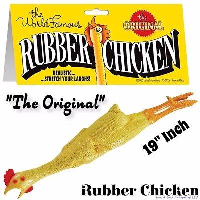 Rubber Chicken Jokes (Loftus
