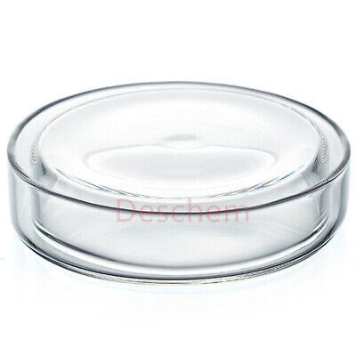 2pcs 35mmglass Petri Dishborosilicate Plate With Cover3.5cmlab Glassware