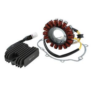 STATOR & REGULATOR RECTIFIER For SUZUKI GSXR600 GSX-R600 06 07 08 09 10 GASKET
