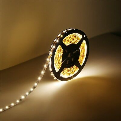 Warm White Non-waterproof 3528 SMD 300 LEDs 5M 60LED/M LED Flexible Strip Light