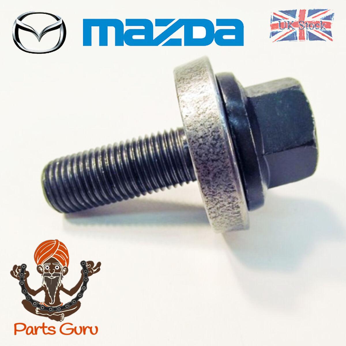 Genuine Mazda LF01-11-406 Crankshaft Pulley Bolt