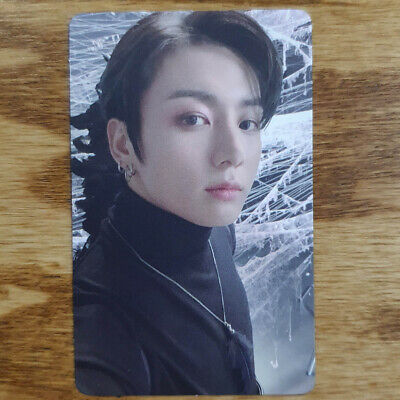 Jungkook Official Photocard BTS Map Of The Soul : 7 Version 2 Genuine Kpop