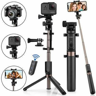4 in 1 extendable portable selfie stick