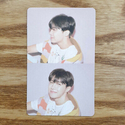 J Hope Official Photocard BTS Map Of The Soul : Persona Ver 1 Genuine Kpop