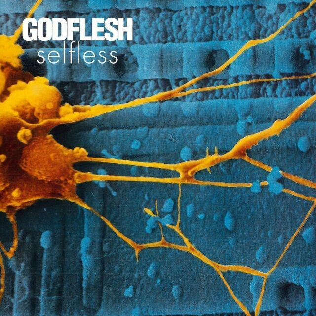 GODFLESH - SELFLESS   CD NEU