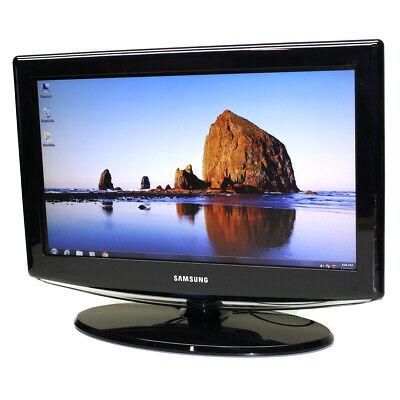 """Samsung LN-T2353H 23"""" 16:9 LCD HDTV TV, HDMI, PC Input - Black LNT2353H"""