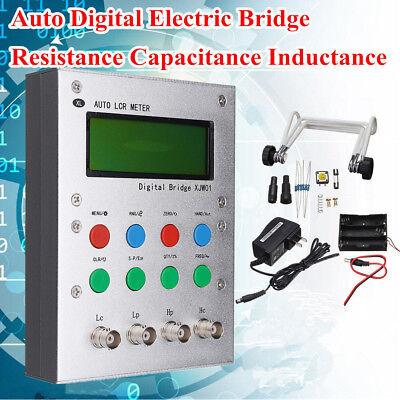 Digital Bridge Auto Resistance Capacitance Inductance Lcr Meter Esr Tester 0.3