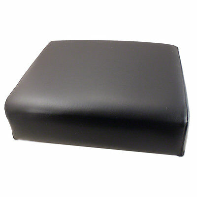 John Deere 420 430 435 440 Black Bottom Seat Cushion