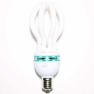 Energiesparlampe E40 85W 6400 K 4U Lampe Leuchte Sparlampe Kaltweiß Hallenlampe