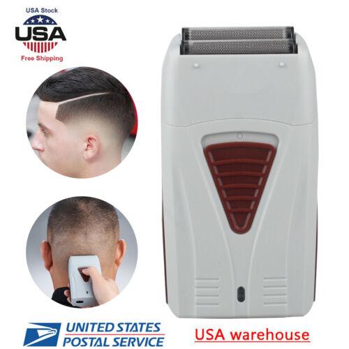 Men's Electric Shaver Trimmer Rechargeable Hair Beard Shaving Machine Bald Razor