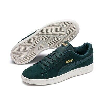 Puma Smash v2 Unisex Sneaker Turnschuhe Retro Look 364989 Ponderosa 40 ANGEBOT
