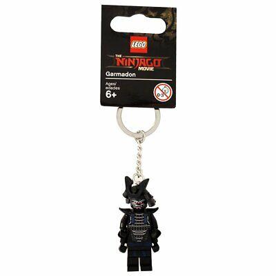 New Lego LORD GARMADON Ninjago Movie Keychain Key Chain Ring 853757