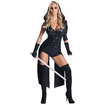 Women's Adult Sexy Sucker Punch Sweet Pea Halloween Costume - Zack Snyder Films  ()
