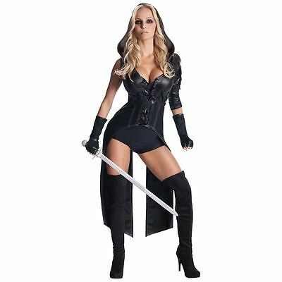Women's Adult Sexy Sucker Punch Sweet Pea Halloween Costume - Zack Snyder Films
