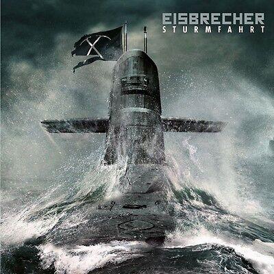 Eisbrecher   Sturmfahrt   Cd New