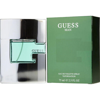 GUESS MAN Guess Marciano Cologne 2.5 oz New in Box