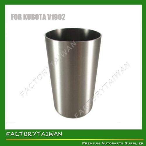 4pcs Liner//sleeve Set for Kubota V1902 Bobcat 231 New Holland L553 555