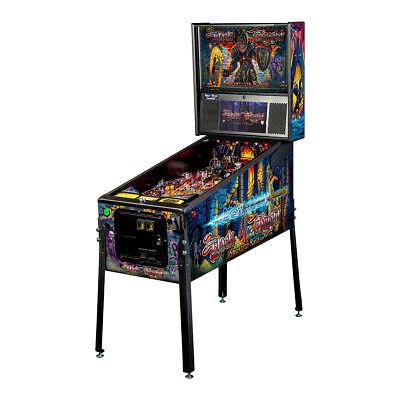 Stern Black Knight 'Sword of Rage' Pro Pinball Machine