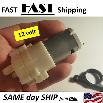 Spray Motor Water Dispenser Replacement Part - 12v