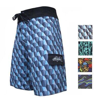 """Tormenter Men's Reef Break SPF-35 9.5"""" Board Shorts"""