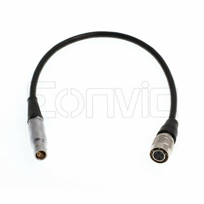 Steadicam SmallHD DP7 AC7 Monitor Power Cable 0S.304 to Hirose 4pin Female...