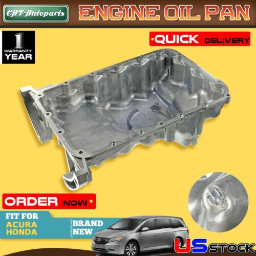 Hi-Q Engine Oil Pan For Honda Odyssey Pilot 06-10 Acura