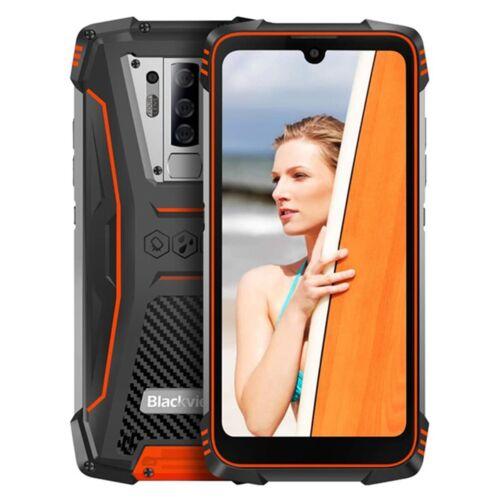 Blackview BV6900 Outdoor Smartphone Handy 4GB+64GB 5580mAh Ohne Vertrag Orange