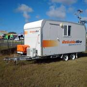 5.2m Trailer Mounted Site Office Svensson Heights Bundaberg City Preview
